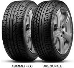 Pirelli PZERO SYSTEM (ASIMMETRICO/DIREZIONALE)