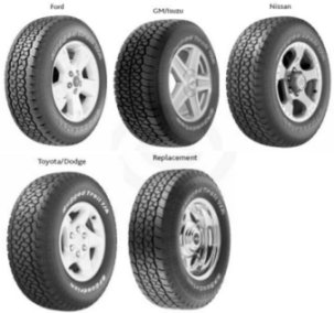 BFGoodrich RUGGED TRAIL T/A OE