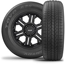 OPEN COUNTRY A25 - Best Tire Center