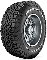 LT305/55R20 ALL-TERRAIN T/A KO2 (121/118S)