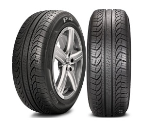 P4 FOUR SEASONS PLUS - Best Tire Center