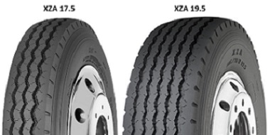 Michelin XZA 17.5 & 19.5