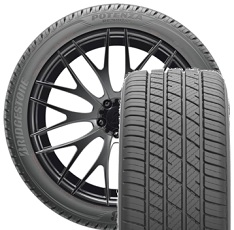POTENZA RE980AS - Best Tire Center