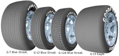Goodyear VINTAGE BLUE STREAK