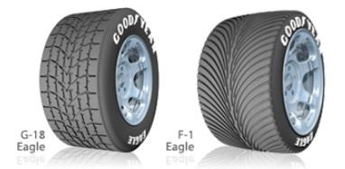Goodyear EAGLE RAIN (G-18 EAGLE/F-1 EAGLE)