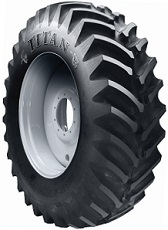 Titan HI-TRACTION LUG RADIAL R-1